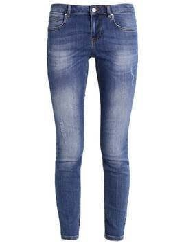 talkabout Jeansy Slim fit blue denim