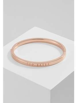 Ted Baker CLEMINA HINGE BANGLE Naszyjnik rose goldcoloured