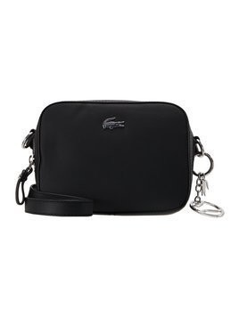 Lacoste SQUARE CROSSOVER BAG Torba na ramię black