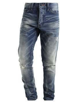 Superdry Jeansy Relaxed fit blue denim