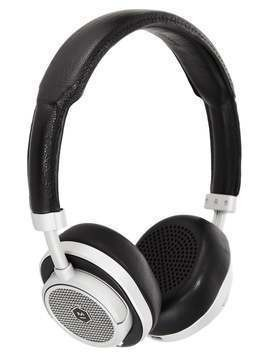 Master & Dynamic MW50 WIRELESS ONEAR Słuchawki black/silvercoloured