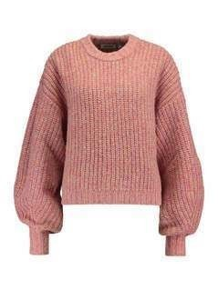 Weekday STELLA KNIT SWEATER LIMITED EDITION Sweter pink melange