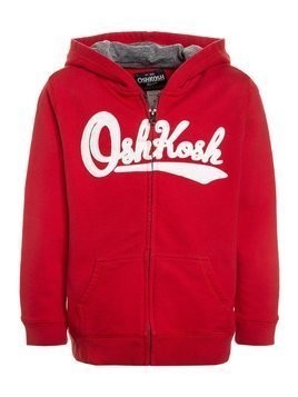 OshKosh ZIP HOODIE Bluza rozpinana red