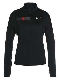 Nike Performance ELEMENT BERLIN MARATHON Koszulka sportowa black