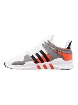 adidas Originals EQT SUPPORT ADV Tenisówki i Trampki white/core black/bold orange