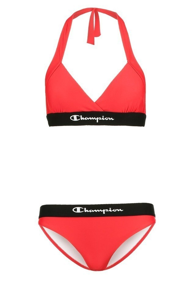 Champion TRIANGLE SET Bikini red