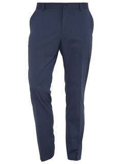 Selected Homme SHDNEWONE MYLOLOGAN Spodnie garniturowe medium blue melange