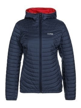 Colmar ENIGMA Kurtka Outdoor blue black/pink red