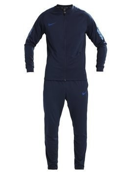 Nike Performance DRY SQAD SUIT Dres obsidian/gym blue