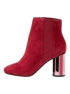 ALDO OCIGOSSI Ankle boot red