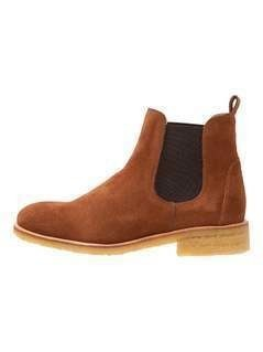 ANGULUS Botki cognac/medium brown