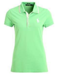 Polo Ralph Lauren Golf Koszulka polo cayman green