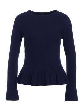 MAX&Co. COMPASSO Sweter midnight blue