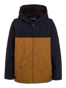 Quiksilver WANNA DWR YOUTH Kurtka zimowa navy blazer