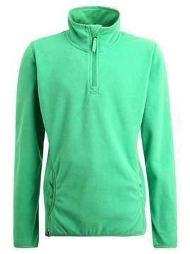 Quiksilver AKER YOUTH  Bluza z polaru kelly green