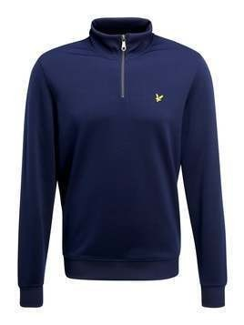 Lyle & Scott TRICOT ZIP Bluza navy