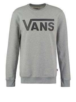 Vans CLASSIC CREW Bluza concrete heather/black