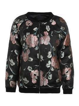 Soft Rebels KUNO  Kurtka Bomber black
