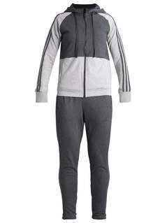 adidas Performance ENERGIZE Dres dark grey heather/medium grey heather