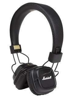 Marshall MAJOR II BLUETOOTH Słuchawki black