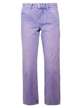 Won Hundred PEARL Jeansy Relaxed Fit pink lady