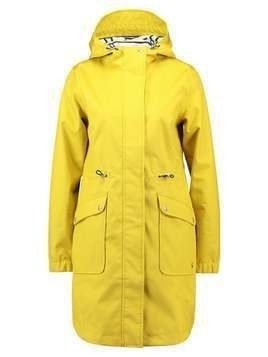 Tom Joule NEW RAIN Parka antique gold