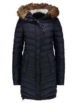 Superdry CHEVRON SUPER FUJI Parka ink