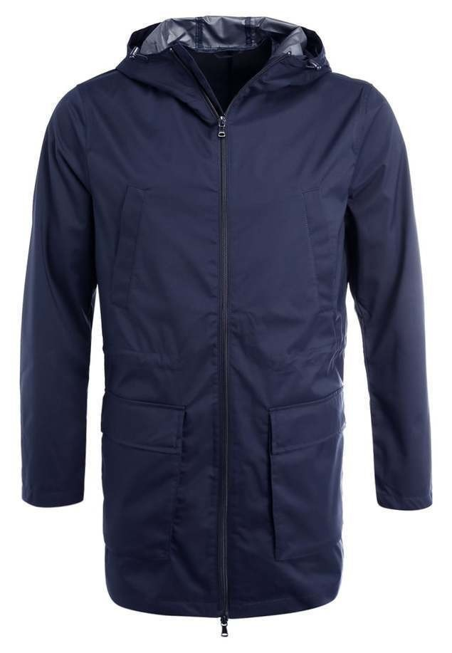 Benetton Parka navy