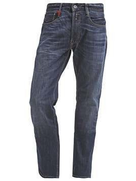 Replay NEWBILL Jeansy Straight leg darkblue