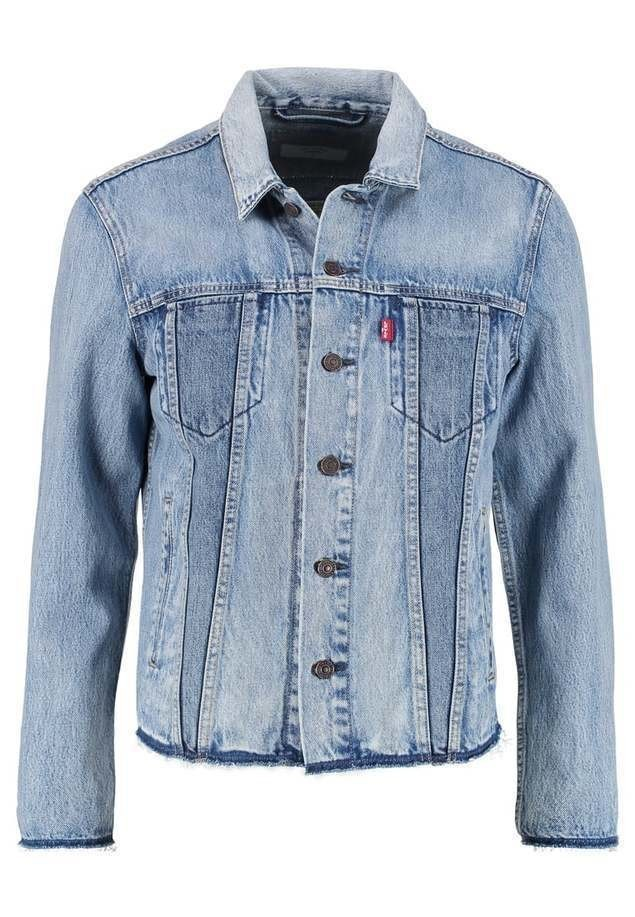 Levi's® TRUCKER ALTERED Kurtka jeansowa reform