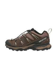 Salomon X ULTRA Obuwie hikingowe burro/absolute brown/beach