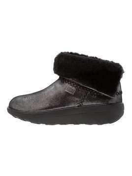 FitFlop MUKLUK SHORTY Ankle boot black
