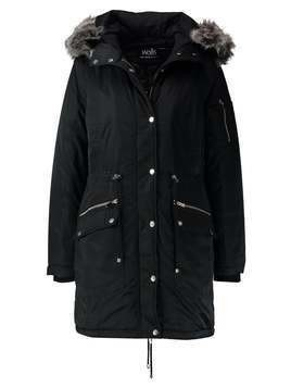 Wallis Parka black