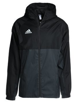 adidas Performance TIRO Kurtka hardshell black/dark grey