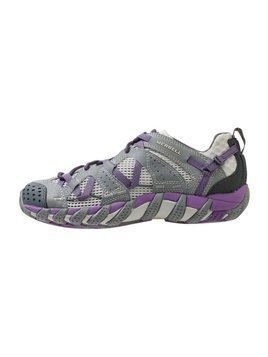 Merrell WATERPRO MAIPO Obuwie hikingowe grey/royal lilac