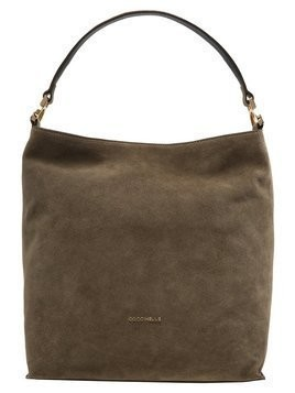 Coccinelle ARLETTIS SUEDE  Torba na zakupy militaire