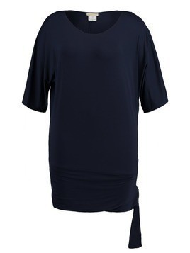 MICHAEL Michael Kors SIDE TIE COVER UP Akcesoria plażowe new navy