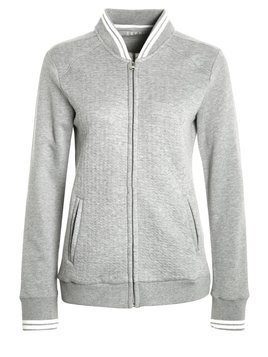 Esprit Sports Bluza rozpinana  medium grey
