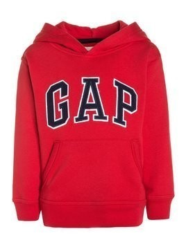 GAP ARCH Bluza z kapturem pure red