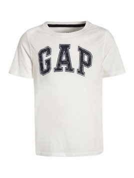 GAP NEW ARCH SCREEN  Tshirt z nadrukiem new offwhite