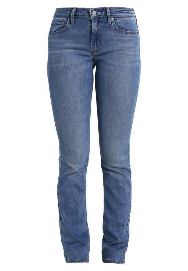 Levi's® 712 SLIM Jeansy Slim fit south side