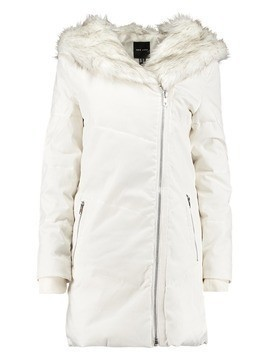New Look SHAWL GLAMOROUS PUFFER  Kurtka zimowa cream
