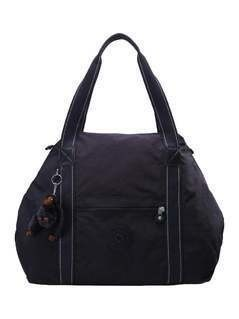 Kipling Torba weekendowa blue purple