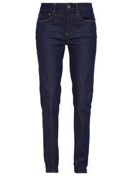 GStar 3301 HIGH STRAIGHT TU  Jeansy Straight Leg raw denim