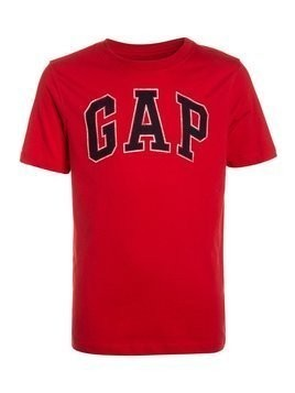 GAP NEW ARCH SCREEN  Tshirt z nadrukiem pure red