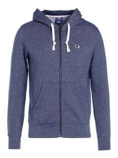 Champion HOODED FULL ZIP Bluza rozpinana grey