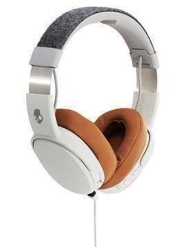 Skullcandy CRUSHER WIRELESS OVEREAR Słuchawki gray/tan