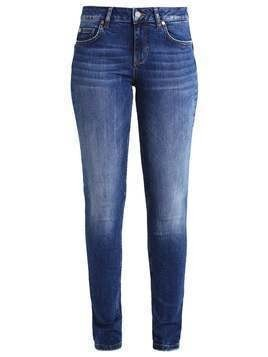 Liu Jo Jeans BOTTOM UP MAGNETIC     Jeansy Slim fit mid blue