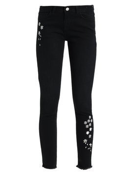 Desigual LOUANE Jeansy Slim Fit black