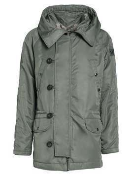 True Religion Parka chalk green